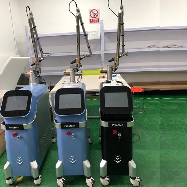 Máy Laser Xóa Xăm Trị nám Picotech chính hãng