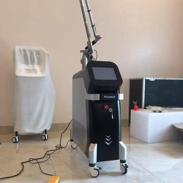 Máy Laser Xóa Xăm Trị nám Picotech