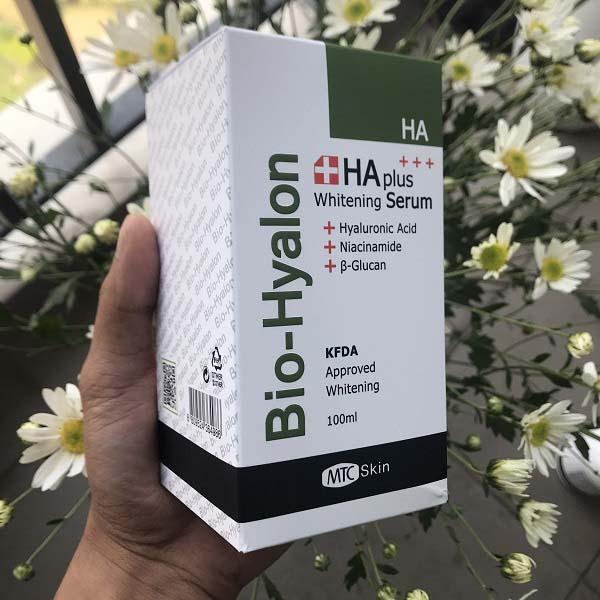 Serum Ha Plus Bio Hyalon