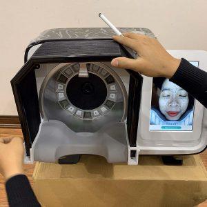 máy phân tích da smart miror